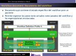 workflow document documento del workflow