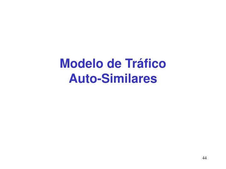Modelo de Tráfico