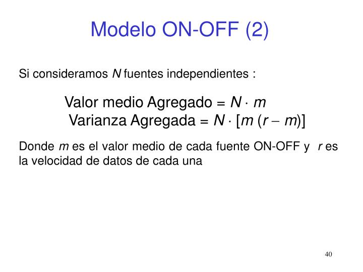Modelo ON-OFF (2)