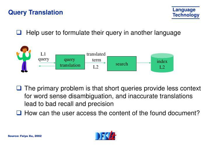 Query Translation