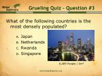 grueling quiz question 3
