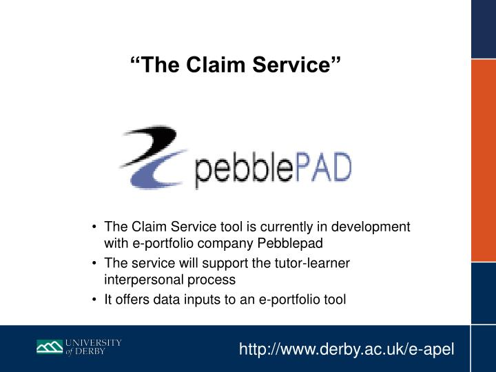 """The Claim Service"""
