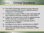 clinical questions3