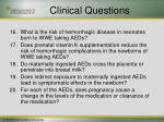 clinical questions4