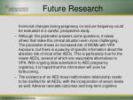future research1