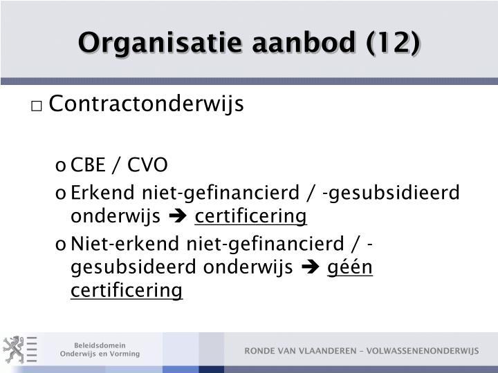 Organisatie aanbod (12)