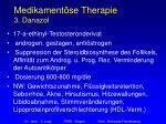 medikament se therapie 3 danazol