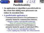 parallelizability