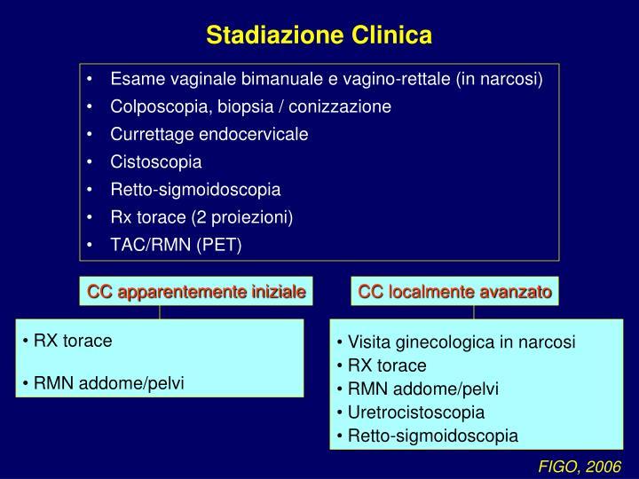 Stadiazione Clinica