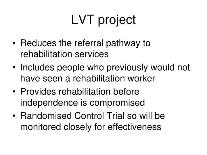 LVT project