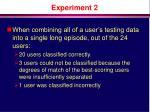 experiment 21