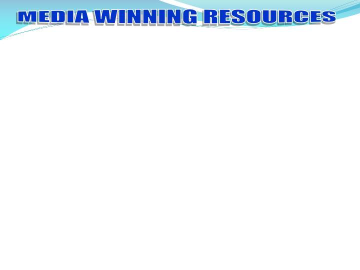 MEDIA WINNING RESOURCES