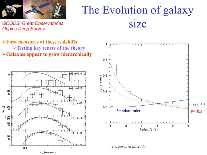 The Evolution of galaxy size