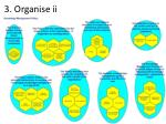 3 organise ii