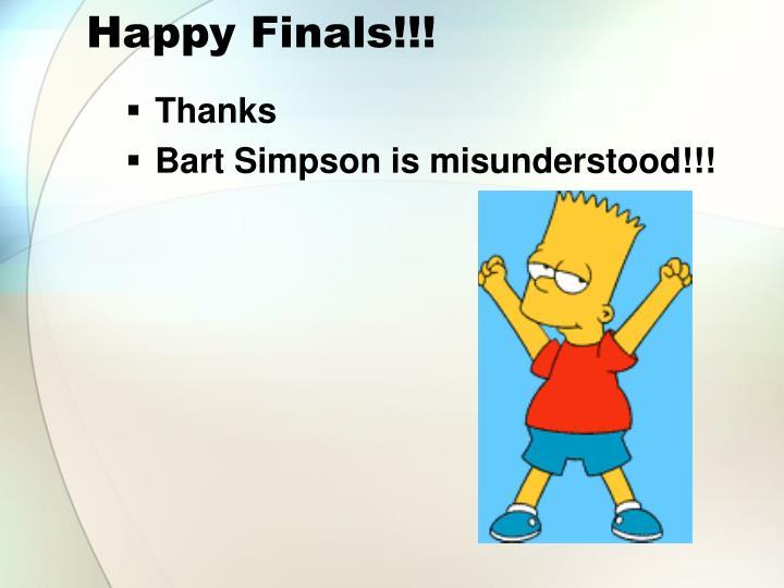 Happy Finals!!!