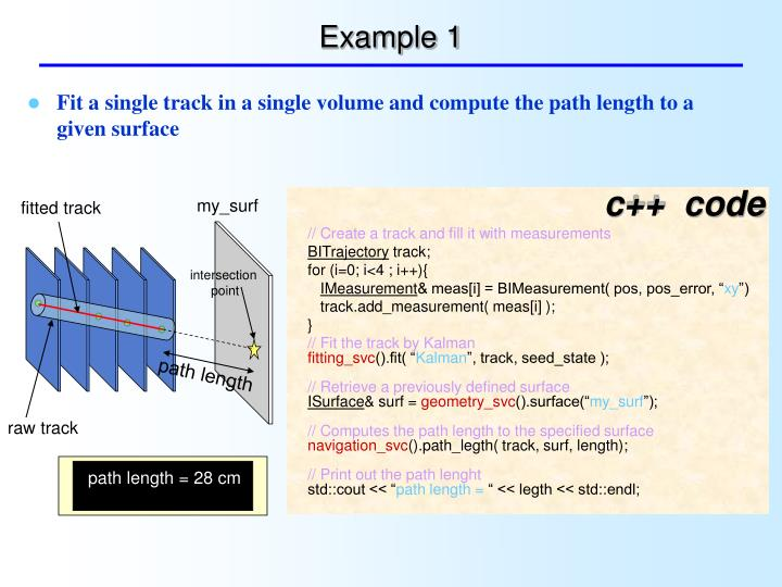 path length = 28 cm