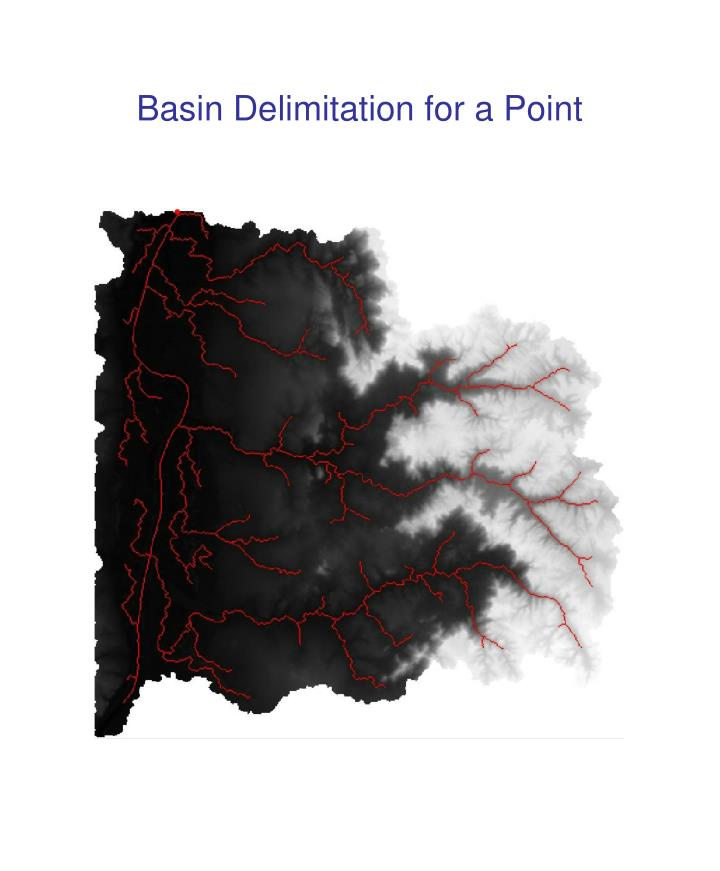 Basin Delimitation for a Point