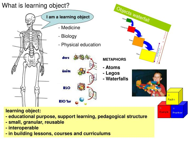 What is learning object1