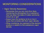 monitoring considerations5