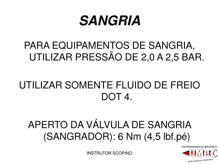 SANGRIA