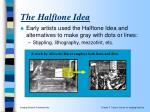 the halftone idea1