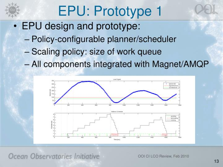 EPU: Prototype 1