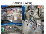 section 3 wiring