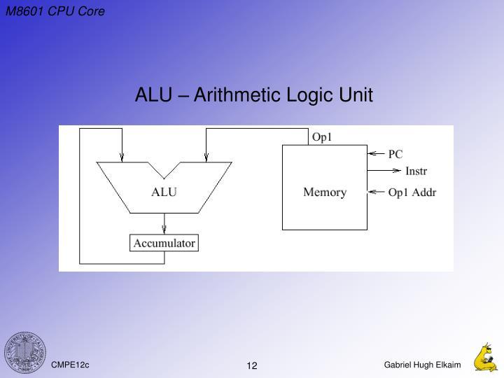 M8601 CPU Core
