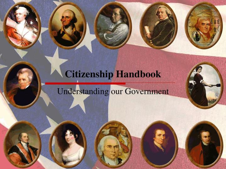 Citizenship Handbook