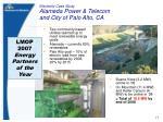 electricity case study alameda power telecom and city of palo alto ca