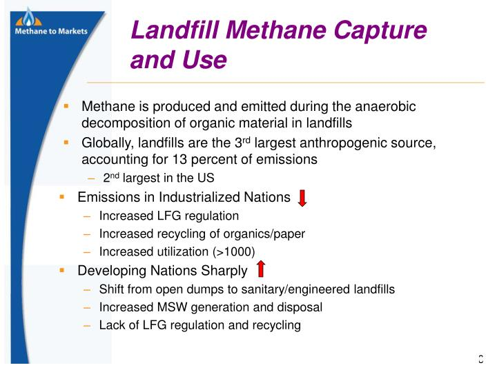 Landfill Methane Capture and Use