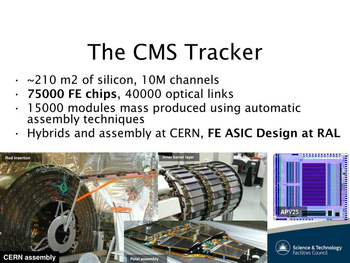 The CMS Tracker