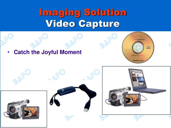 Imaging Solution