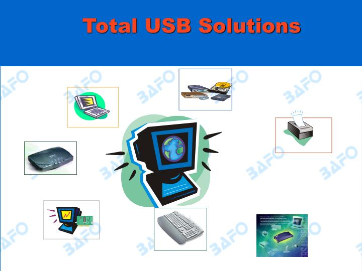 Total USB Solutions