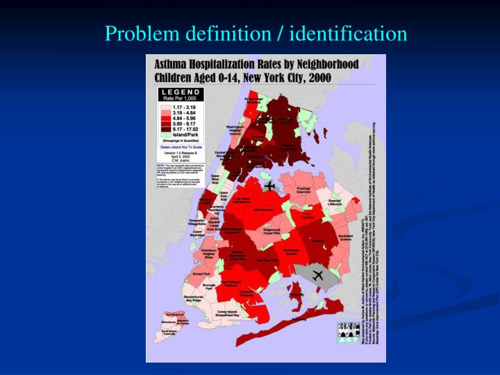 NY Map Asthma by Neighborhood