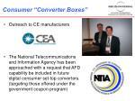 consumer converter boxes