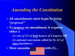 amending the constitution2