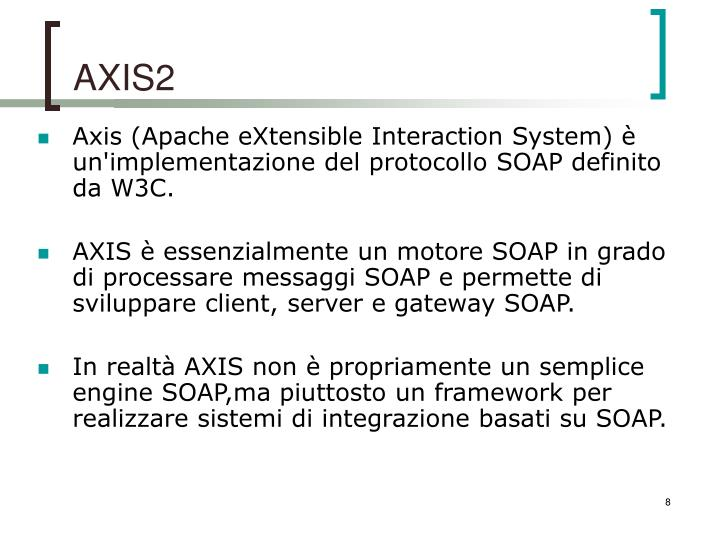 AXIS2
