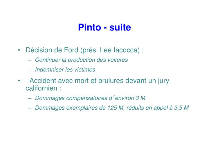 Pinto - suite