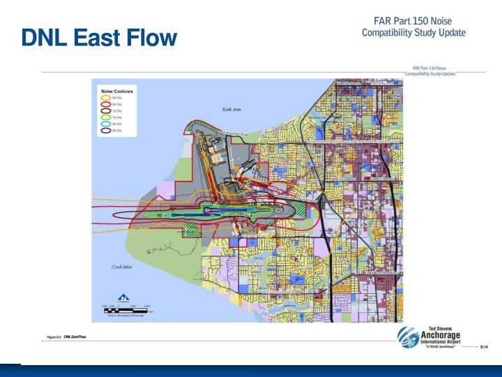 DNL East Flow