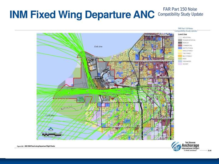 INM Fixed Wing Departure ANC