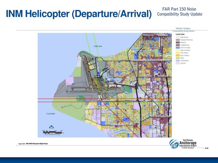 INM Helicopter (Departure/Arrival)