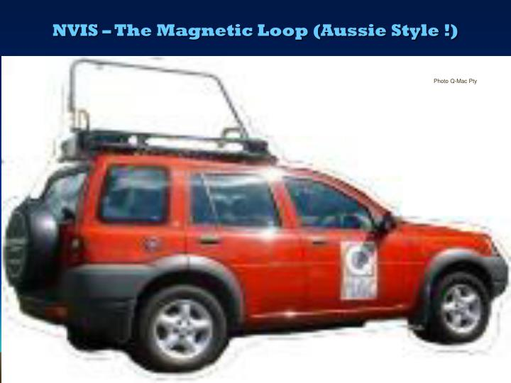 NVIS – The Magnetic Loop (Aussie Style !)