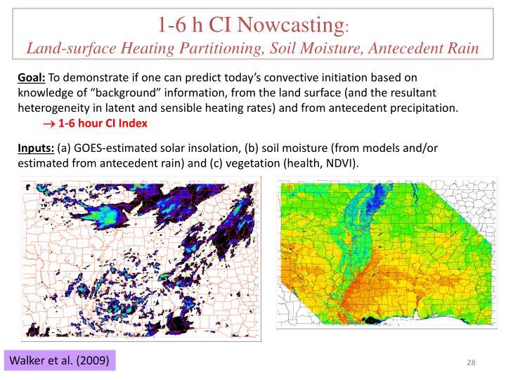 1-6 h CI Nowcasting