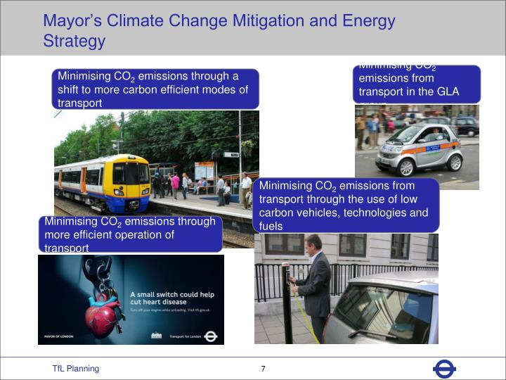 Mayor's Climate Change Mitigation and Energy Strategy
