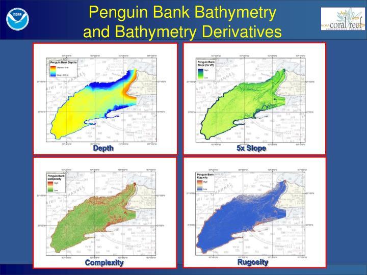 Penguin Bank Bathymetry