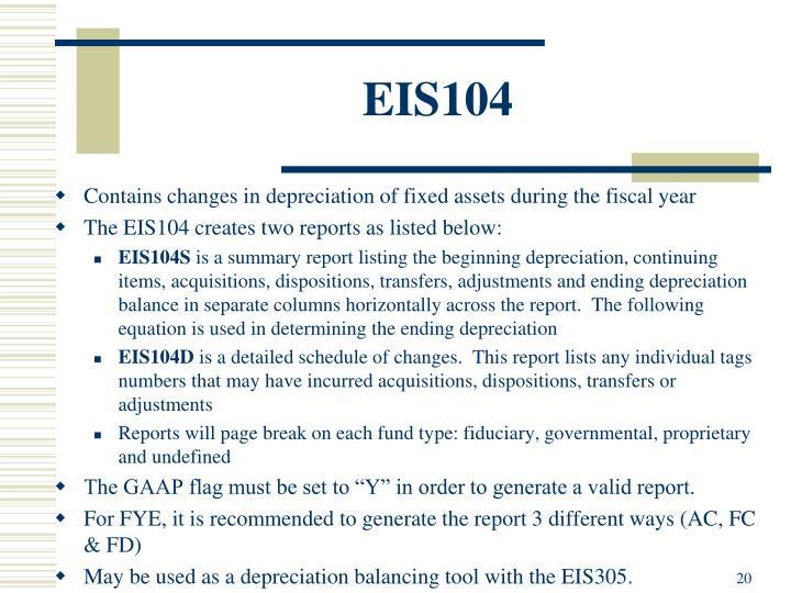 EIS104