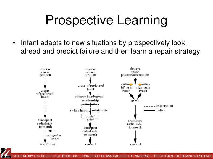 Prospective Learning