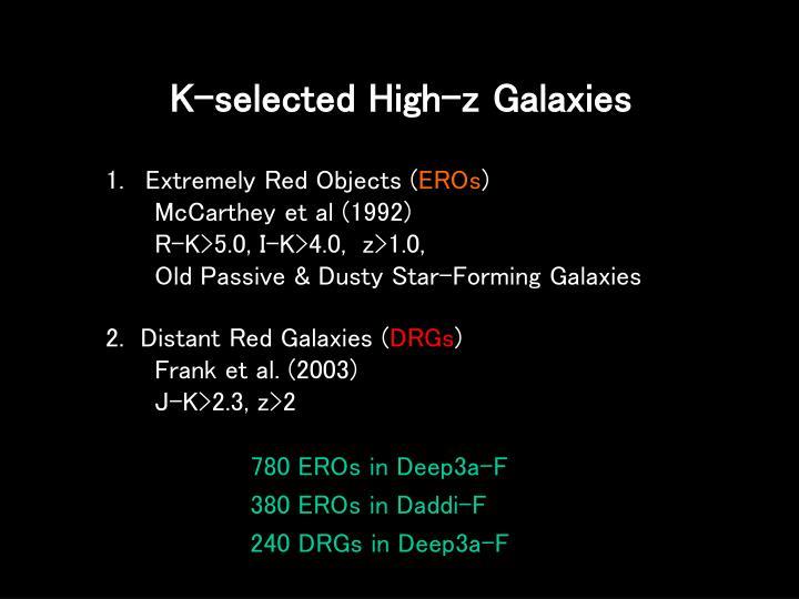 K-selected