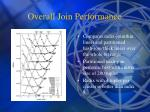 overall join performance2
